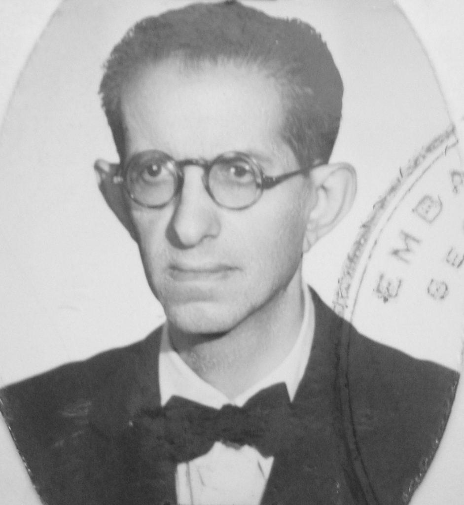 Demófilo de Buen Lozano.