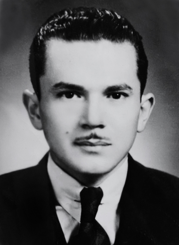 Senior González Alberto F. foto