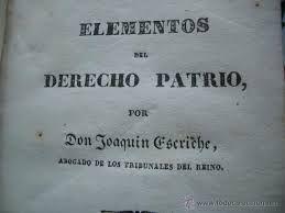 Joaquín Escriche Martín